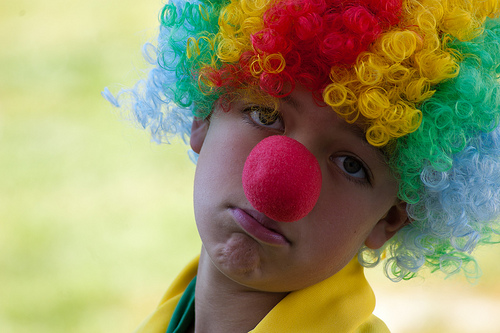 Frown Clown