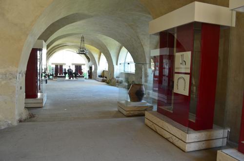 スピシュ城の拷問部屋